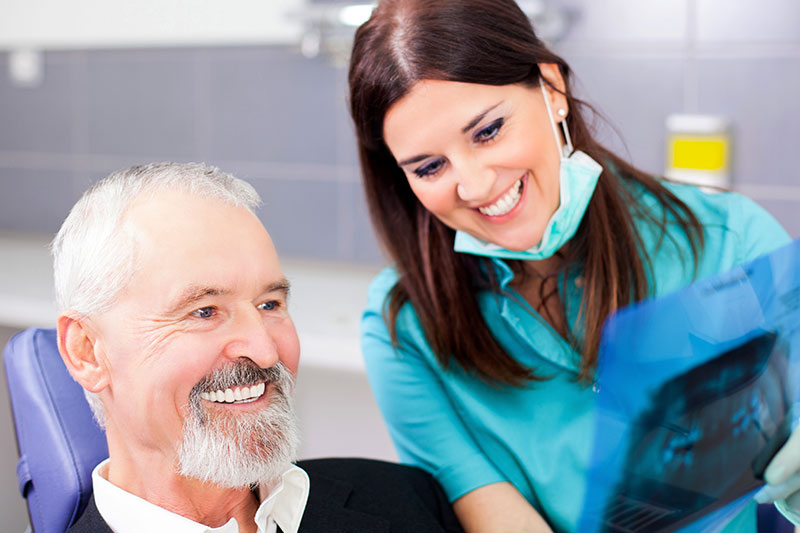 Dentures in Tarzana